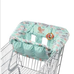 🍼💕New Shopping cart/chair cover for boy&girl